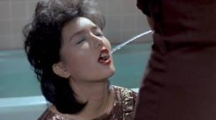 Jun Izumi nude watersport and lot of sex - Woman with Pierced Nipples (JP-1983) (6)