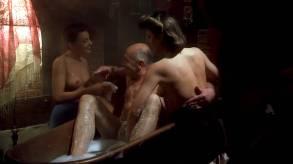 Landon Hall nude Michelle Bauer nude sex - Puppet Master 3 (1991) HD 1080p BluRay (14)