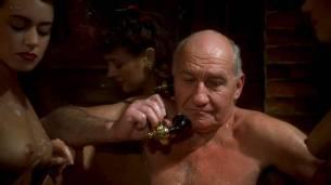 Landon Hall nude Michelle Bauer nude sex - Puppet Master 3 (1991) HD 1080p BluRay (9)