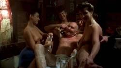 Landon Hall nude Michelle Bauer nude sex - Puppet Master 3 (1991) HD 1080p BluRay (8)