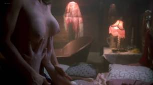 Landon Hall nude Michelle Bauer nude sex - Puppet Master 3 (1991) HD 1080p BluRay (3)