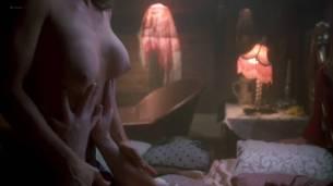 Landon Hall nude Michelle Bauer nude sex - Puppet Master 3 (1991) HD 1080p BluRay (3)