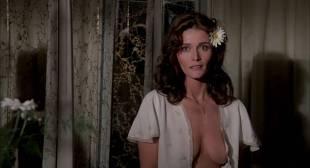 Margot Kidder nude brief topless - The Amityville Horror (1979) HD 1080p BluRay