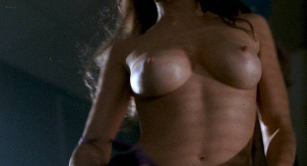 Melanie Good nude Julie Strain, Maureen Flaherty, Carol Cummings nude some sex too - Psycho Cop Returns (1993) HD 1080p (16)