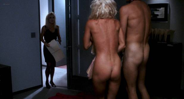 Melanie Good nude Julie Strain, Maureen Flaherty, Carol Cummings nude some sex too - Psycho Cop Returns (1993) HD 1080p (2)