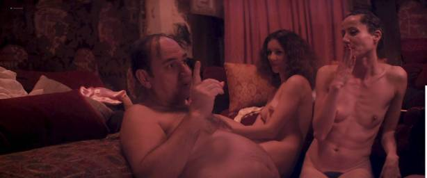 Mercedes Morán nude topless other's nude bush and butt etc- Neruda (ES-2016) HD 1080p Web (8)