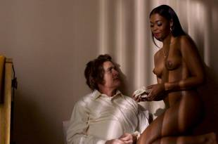Nafessa Williams nude butt and boobs- Twin Peaks (2017) s3e3 HD 1080p