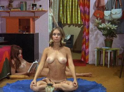 Patricia Fein nude bush Monica Gayle nude bush and lot of sex - The Stewardesses (UK-1969) HD 1080p (19)