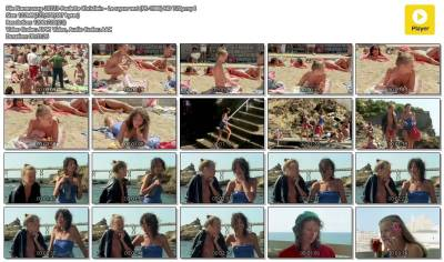 Paulette Christlein nude topless and cute - Le rayon vert (FR-1986) HD 720p (1)