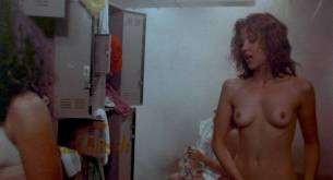 Sissy Spacek nude Nancy Allen, Amy Irving, Cindy Daly nude too - Carrie (1976) HD 1080p (14)