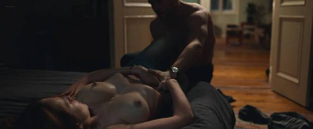 Teresa Palmer nude topless butt bondage and hot sex- Berlin Syndrome (2017) HD 1080p (12)
