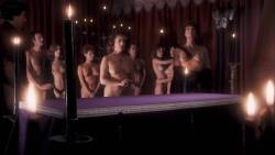 Vanessa Hidalgo nude bush sex, Helga Liné and other's nude too - Black Candles (1982) HD 1080p BluRay (8)