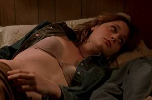 Zooey Deschanel hot and sexy in bar and some sex – All the Real Girls (2003) HD 720p WEB