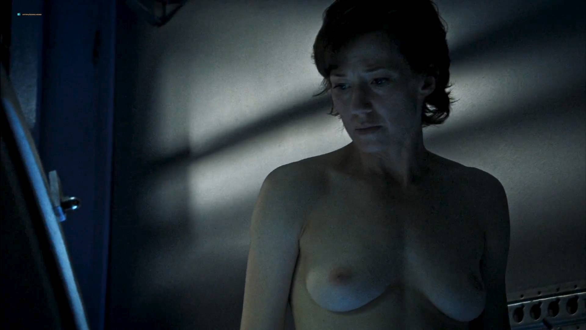 Carrie Coon nude full frontal and boobs - The Leftovers (2017) s3e8 HD 1080p (4)