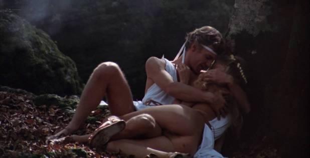 Helen Mirren nude bush Teresa Ann Savoy nude other's explicit sex - Caligula (1979) HD 1080p BluRay. (19)