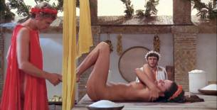 Helen Mirren nude bush Teresa Ann Savoy nude other's explicit sex - Caligula (1979) HD 1080p BluRay. (12)