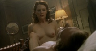 Julianne Moore nude topless and sex - The End of the Affair (1999) HD 1080p WEB (6)
