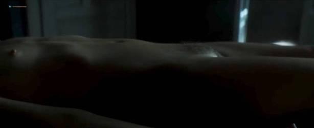 Karolina Gruszka nude bush, butt - Marie Curie (FR-2016) (4)