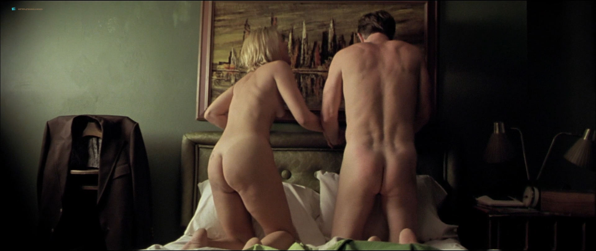 Maria Bello nude topless, butt, bush and sex - The Cooler (2003) HD 1080p BluRay (5)