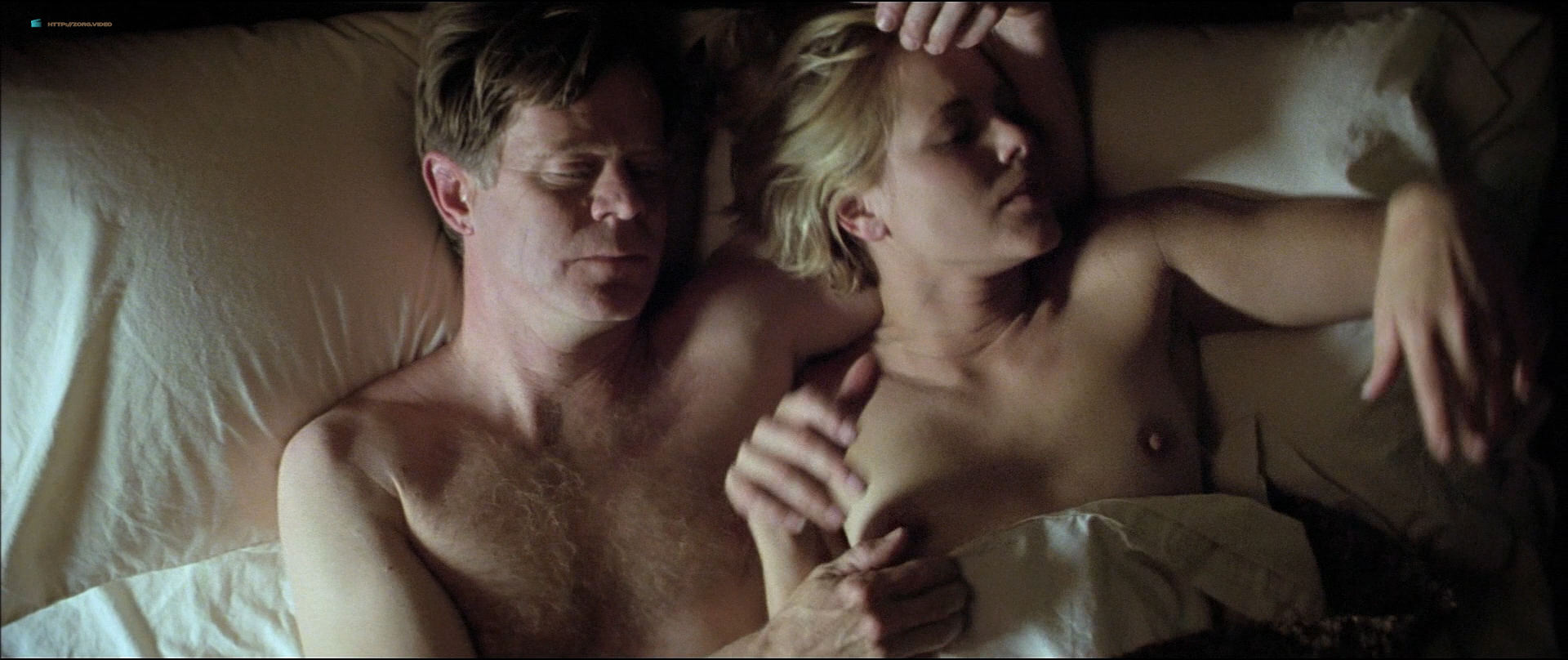 Maria Bello nude topless, butt, bush and sex - The Cooler (2003) HD 1080p BluRay (3)