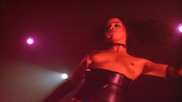Melanie Griffith nude topless Rae Dawn Chong, Emilia Crow and other's nude - Fear City (1984) HD 1080p (6)