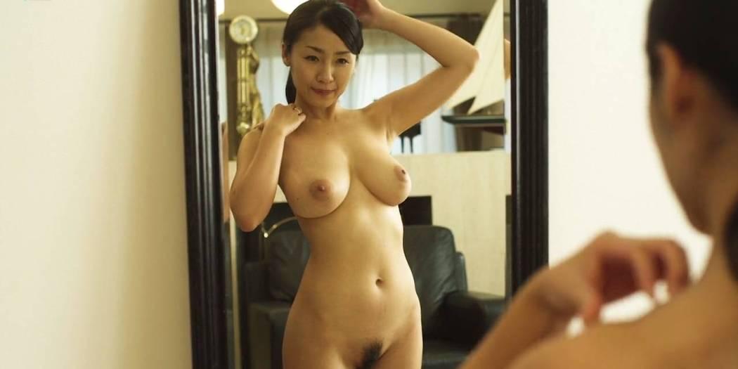 Miki Mizuno nude full frontal Megumi Kagurazaka and other's nude sex - Guilty of Romance (JP-2011) HD 720p (15)
