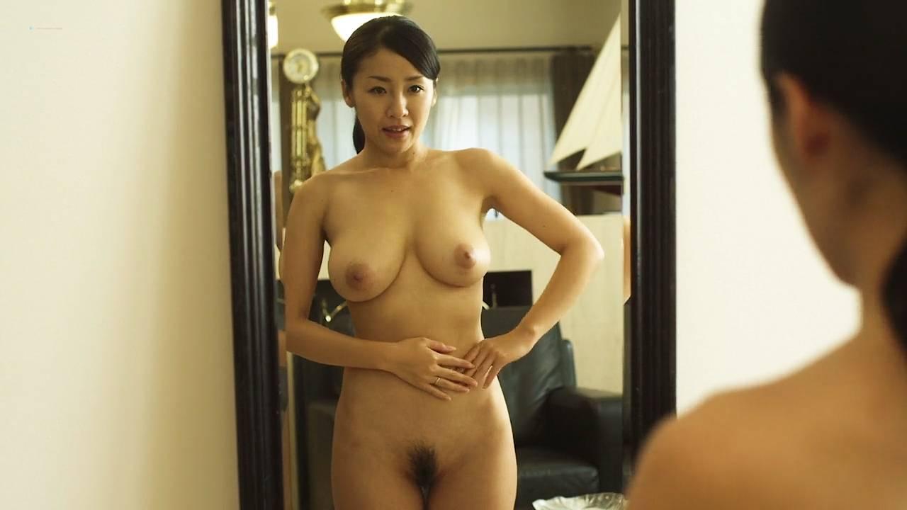 Miki Mizuno nude full frontal Megumi Kagurazaka and other's nude sex - Guilty of Romance (JP-2011) HD 720p (14)