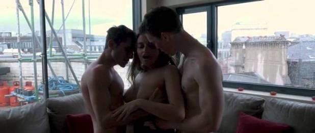 Becca Hirani nude sex Tara MacGowran nude full frontal - Darker Shades of Elise (UK-2017) (4)