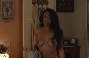 Dominique Perry nude butt boobs and hot sex – Insecure (2017) s2e1 HD 1080p