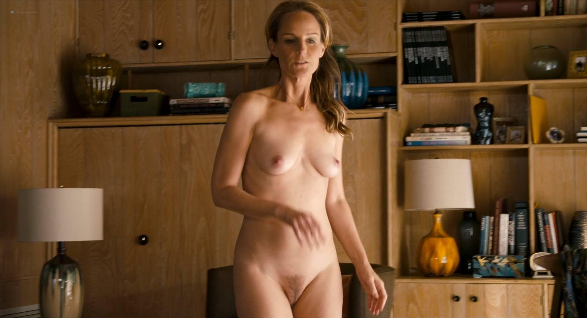 Annika marks naked