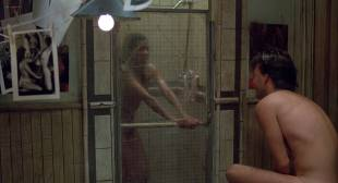 Irene Cara nude bush and boobs in the shower - Certain Fury (1985) HD 1080p BluRay