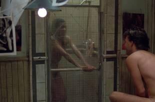 Irene Cara nude bush and boobs in the shower – Certain Fury (1985) HD 1080p BluRay