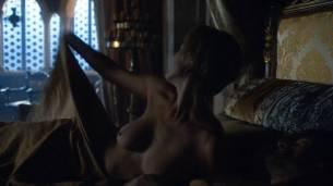 Lena Headey nude topless and butt - GoT (2017) s7e3 HD 1080p Web (6)