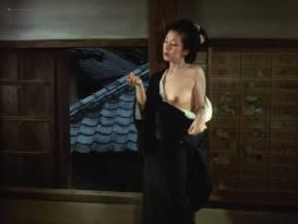 Mariko Kaga nude brief topless - Kagero-za (JP-1981) HD 720p BluRay