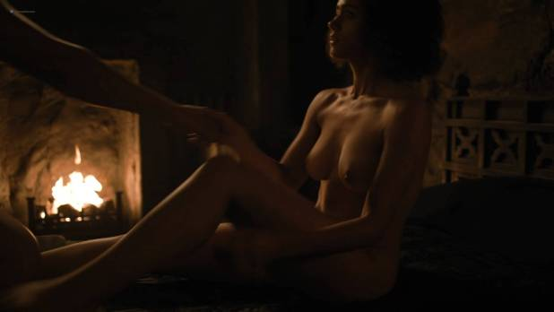 Nathalie Emmanuel nude topless and butt - GoT (2017) s7e2 HD 1080p Web (6)