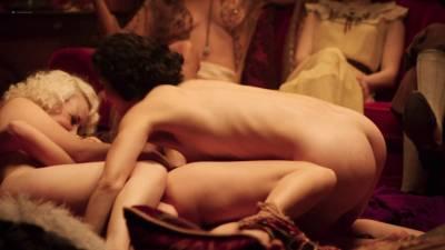 Stefanie von Pfetten hot c-true Carina Conti and other's nude bush boobs- The Last Tycoon (2017) s1e4 HD 1080p Web (2)