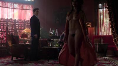 Stefanie von Pfetten hot c-true Carina Conti and other's nude bush boobs- The Last Tycoon (2017) s1e4 HD 1080p Web (11)