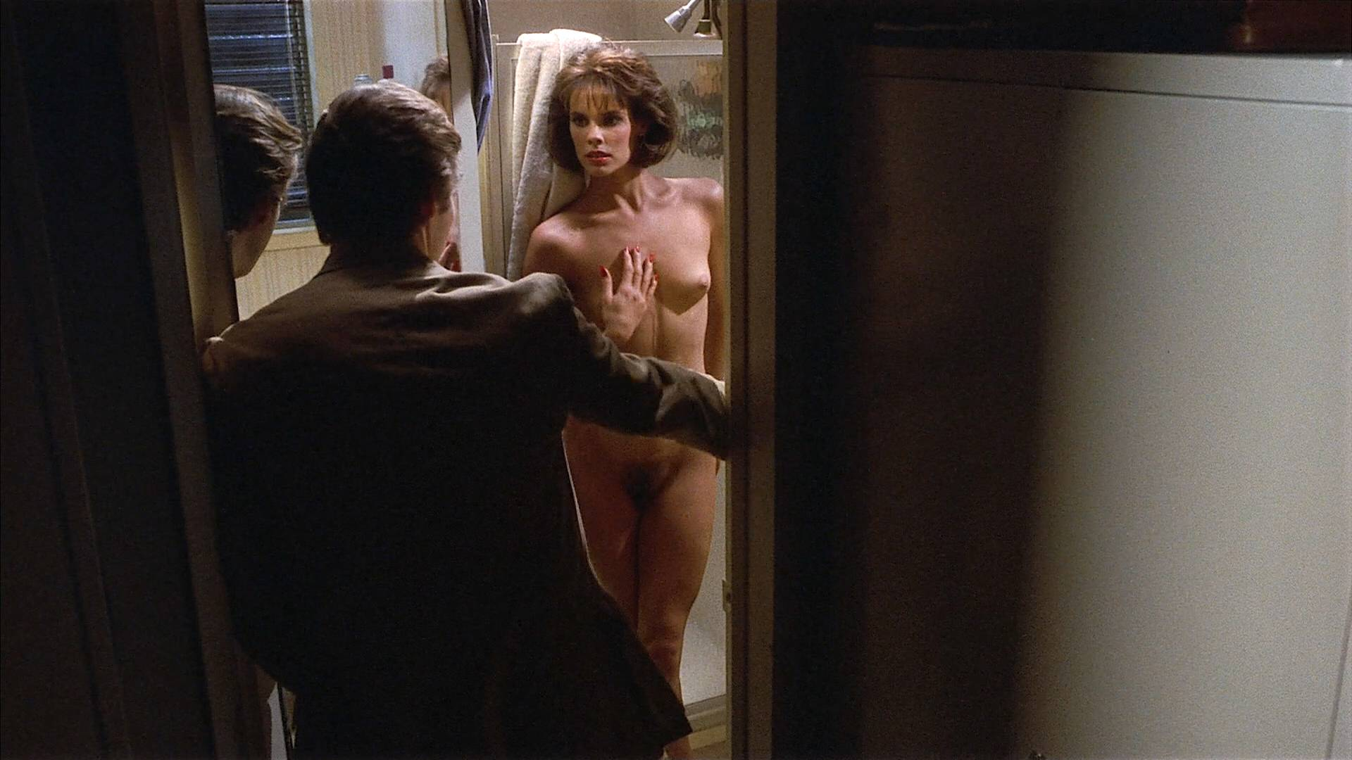 Alexandra Paul nude full frontal and Rosanna Arquette hot - 8 Million Ways to Die (1986) HD 1080p BluRay (7)