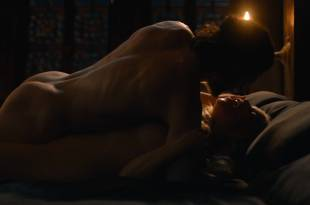 Emilia Clarke nude nip slip in brief sex scene – Game of Thrones (2017) s7e7 HD 1080p