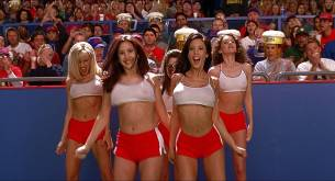 Jenny McCarthy hot Victoria Silvstedt sexy other's hot - BASEketball (1998) HD 1080p BluRay (8)