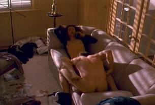 Leslie Hope nude full frontal and lot of sex - Paris, France (1993) (5)
