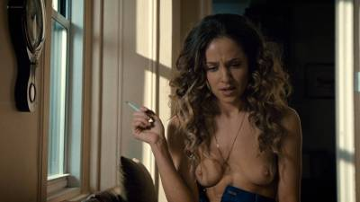 Maggie Gyllenhaal nude topless Margarita Levieva nude other's nude too - The Deuce (2017) s1e1 HD 1080p (14)