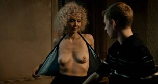 Maggie Gyllenhaal nude topless Margarita Levieva nude other's nude too - The Deuce (2017) s1e1 HD 1080p (12)