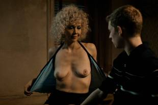 Maggie Gyllenhaal nude topless Margarita Levieva nude other's nude too – The Deuce (2017) s1e1 HD 1080p