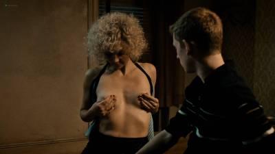 Maggie Gyllenhaal nude topless Margarita Levieva nude other's nude too - The Deuce (2017) s1e1 HD 1080p (11)