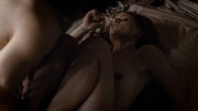 Maggie Gyllenhaal nude topless Margarita Levieva nude other's nude too - The Deuce (2017) s1e1 HD 1080p (4)