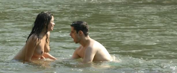 Roberta Petzoldt nude bush boobs and sex - Meet Me in Venice (2015) HD 1080p Web (4)
