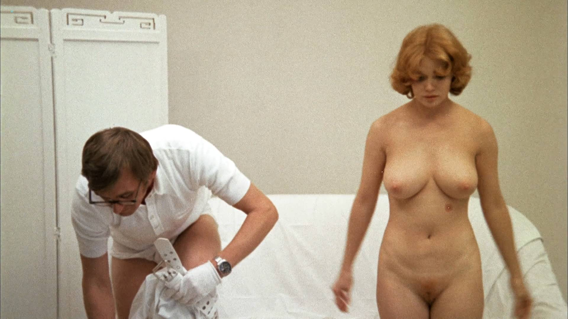 Sharon Kelly nude full frontal Angela Carnon nude bush and butt - Alice Goodbody (1974) HD 1080p BluRay (16)
