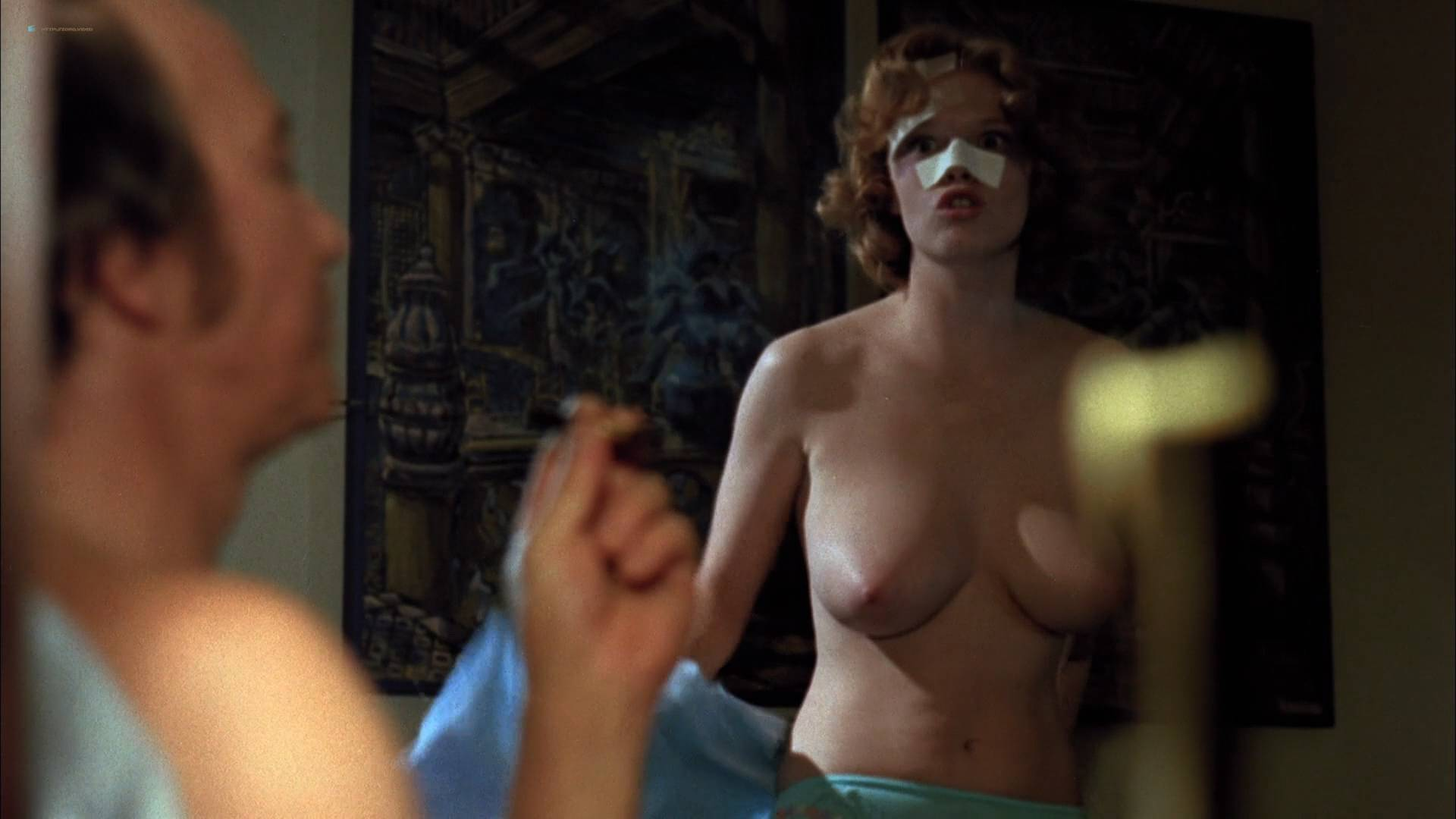 Sharon Kelly nude full frontal Angela Carnon nude bush and butt - Alice Goodbody (1974) HD 1080p BluRay (4)