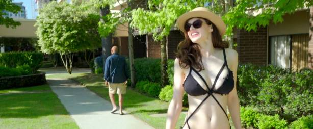 Alexandra Daddario hot sex doggy style Kate Upton hot cleavage - The Layover (2017) HD 1080p Web (16)